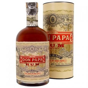 Don Papa 0,7l v dárkovém tubusu