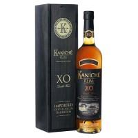 Kaniche XO Plantation Rum 0,7l v dřevěné kazetě