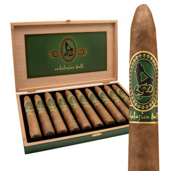 La Flor Dominicana Andalusian Bull 10kusů