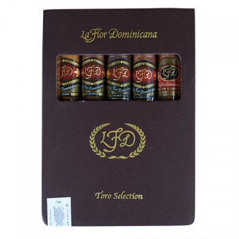 La Flor Dominicana Toro Selection Sampler
