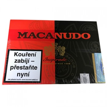 Macanudo Inspirado Orange/Black Robusto 10 kusů