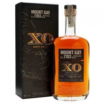 Mount Gay 1703 XO 0,7l v dárkovém kartonu
