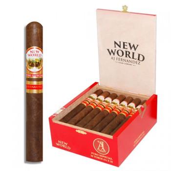 New World Puro Especial Toro 20 kusů