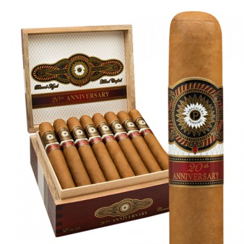 Perdomo 20th Anniversary Connecticut Epicure 24 kusů