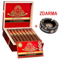 Perdomo 10th Anniversary Box Pressed Sungrown Robusto 25 kusů + zdarma popelník