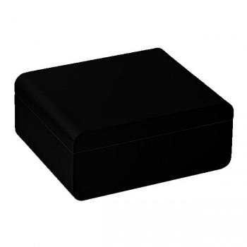 Humidor Adorini Carrara Black