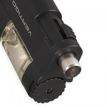 Zapalovač na doutníky Vertigo Booster Charcoal