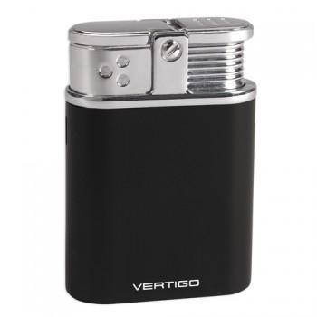 Zapalovač na doutníky Vertigo Stealth Black